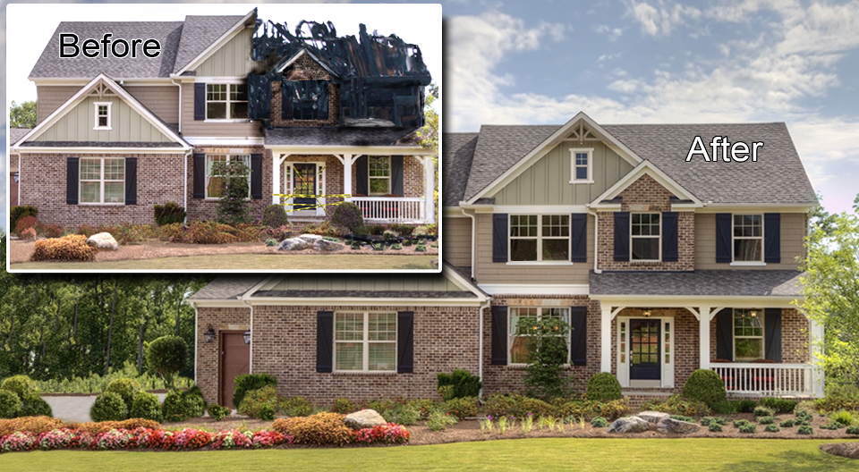 Fire Damage Before After Canton Ga Water Damage Repair: questions to ask a builder when buying a new home